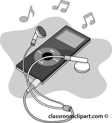 Ipod Music Clipart-Ipod Music Clipart-12