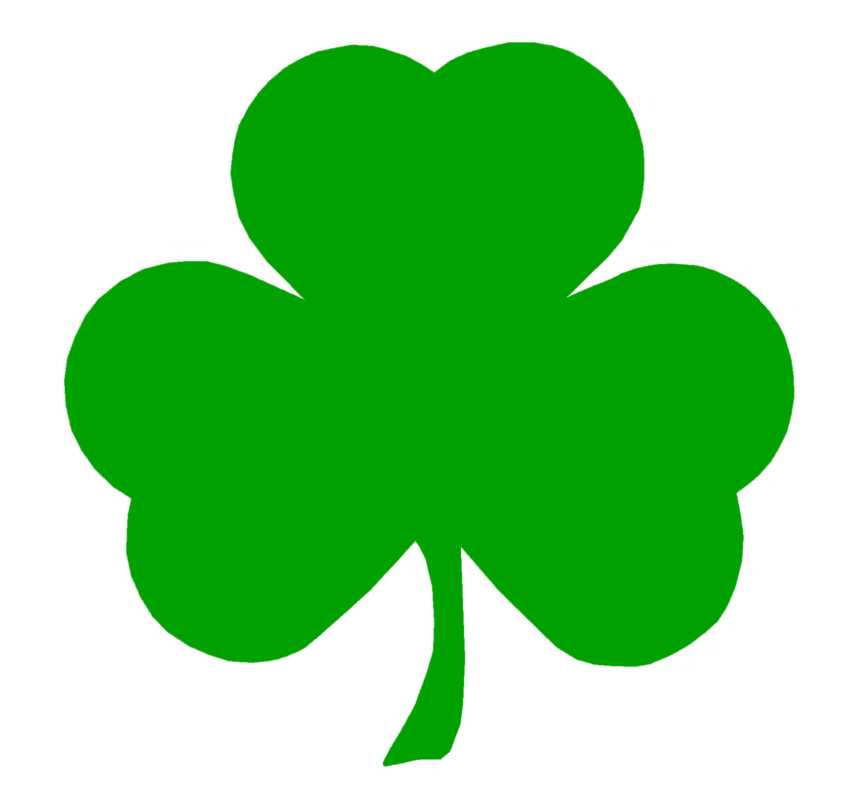 Irish Clover Clipart