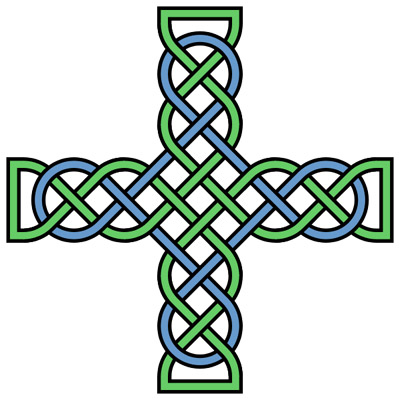 irish cross clip art ...