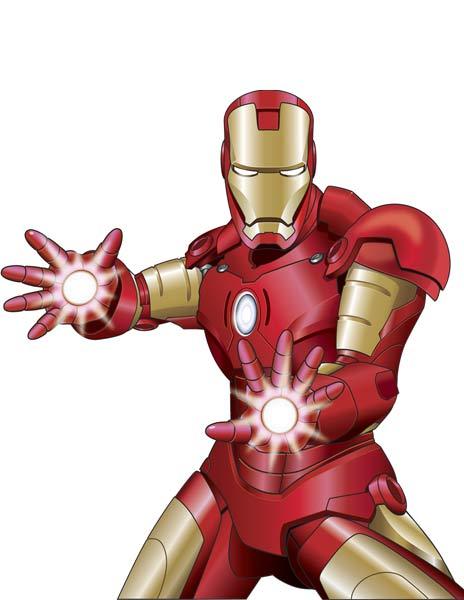 Iron Man clipart-Iron Man clipart-5