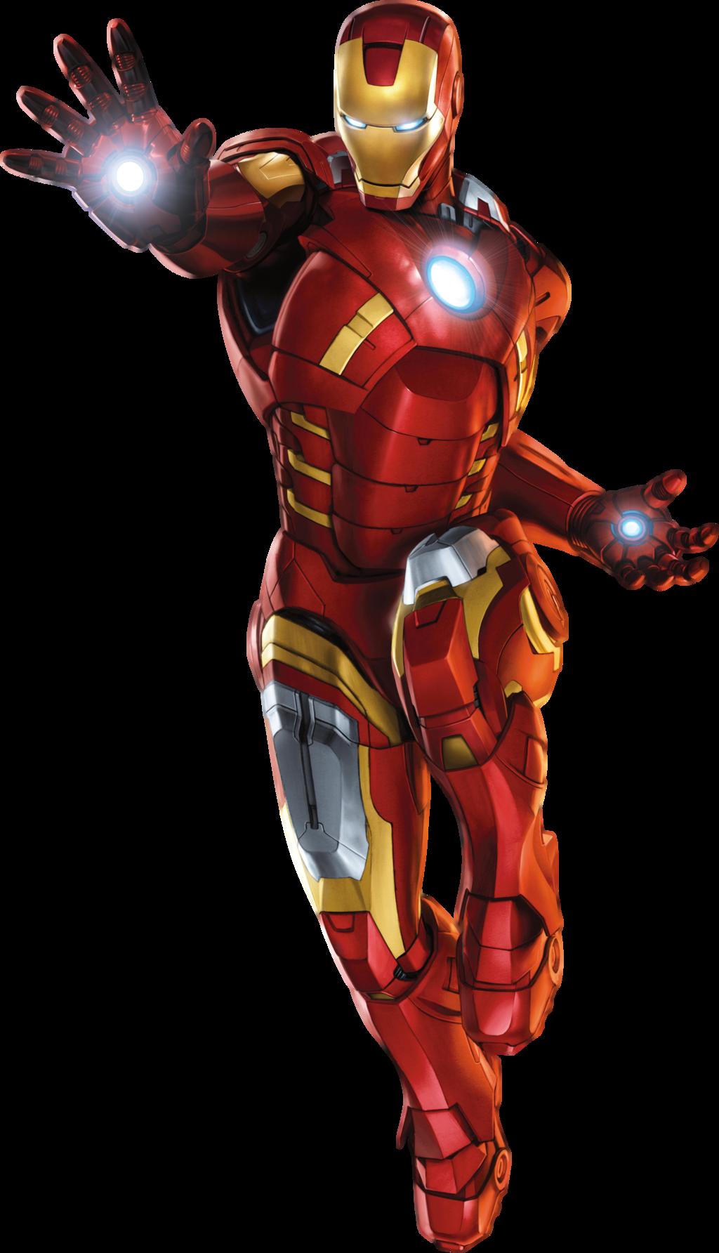 Iron Man clipart