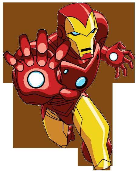 Iron Man Clipart Vector Free Clipart Ima-Iron Man Clipart Vector Free Clipart Images-16