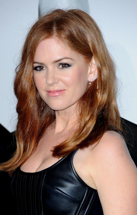 Download Isla Fisher editorial stock image. Image of film, movie - 67687579