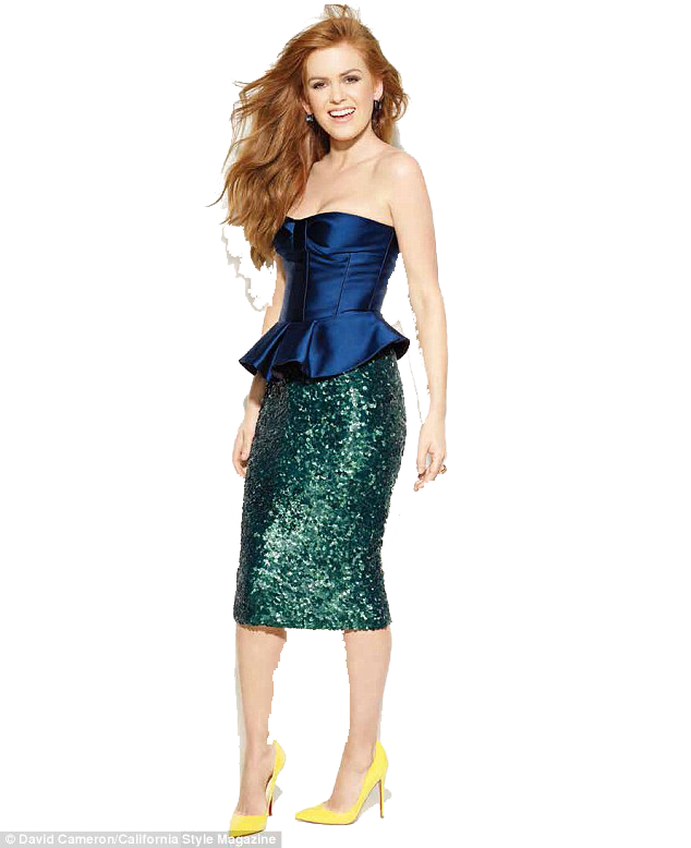 Download PNG image - Isla Fisher File 537