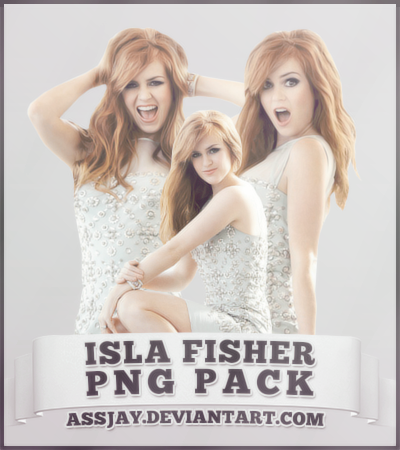 ISLA FISHER PNG PACK | ASSJAY by assjay ClipartLook.com