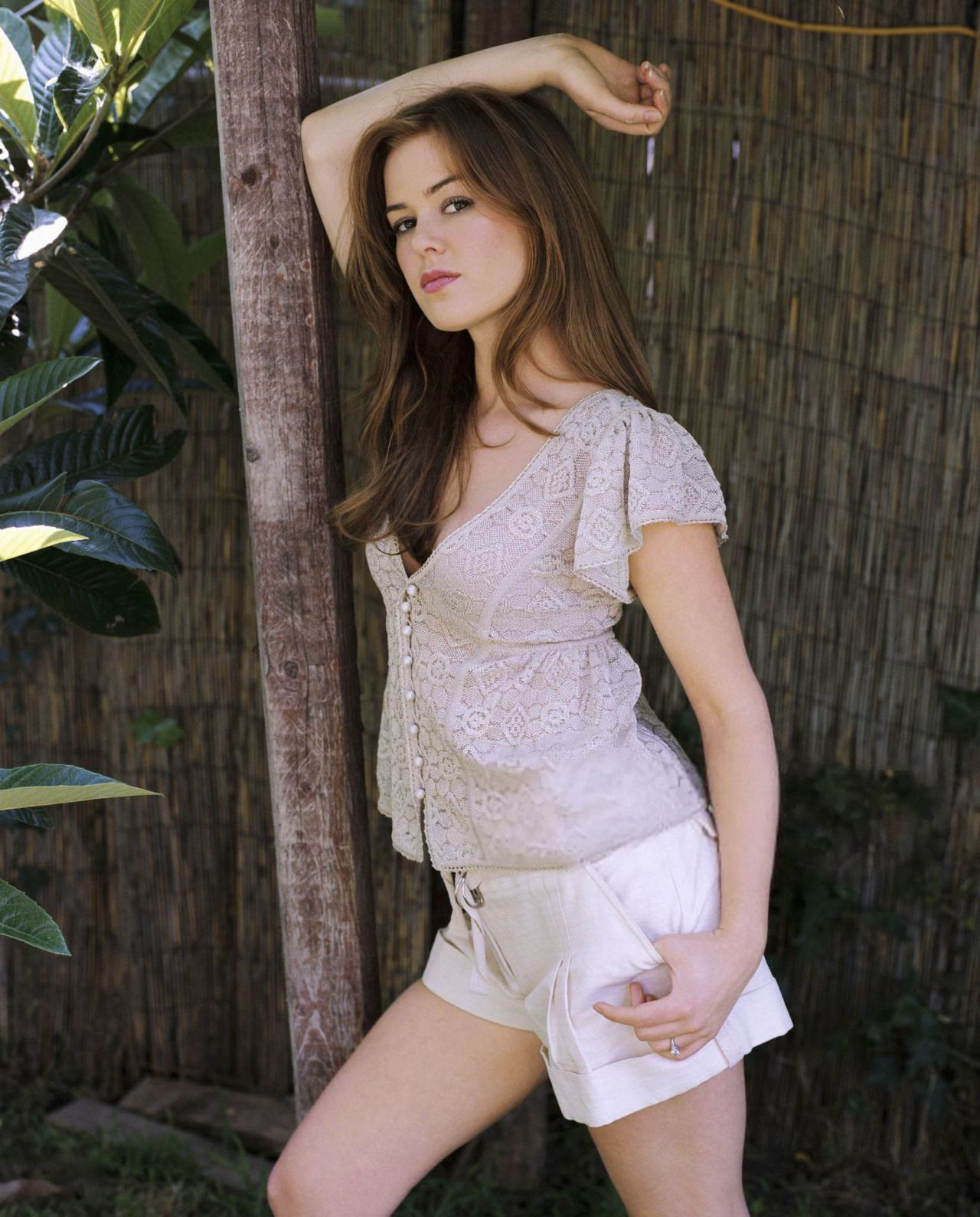 View images and find out more about Isla Fisher, Interview, July 2005 at  Getty Images.