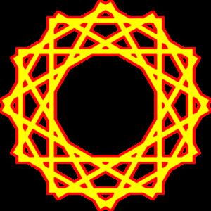 Yellow Red Islam Clip Art-Yellow Red Islam Clip Art-18