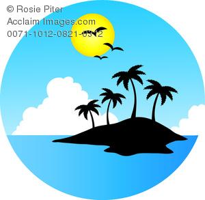 Island Clipart-Clipartlook.com-300