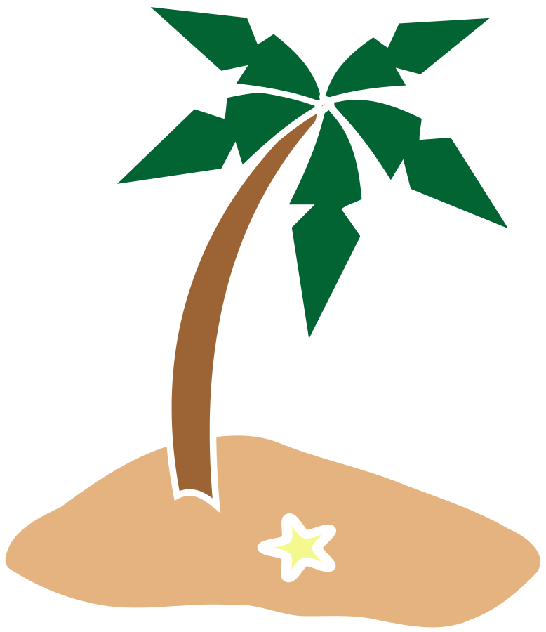 Island Clipart-Island Clipart-10