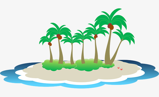 tropical island, Islands, Plant, Tropical PNG Image and Clipart