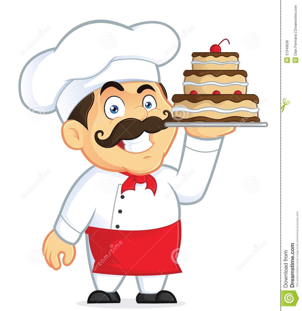 Italian Chef Clipart - Chef Clipart Free