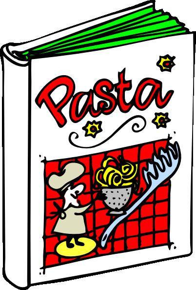 Italian Cooking Book Clip Art At Clker Com Vector Clip Art Online