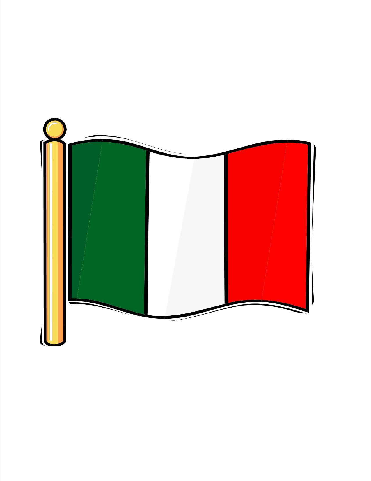 ... Italian flag images clip art ...