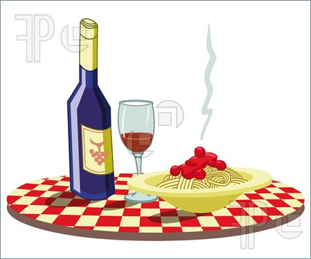 italian food clipart free