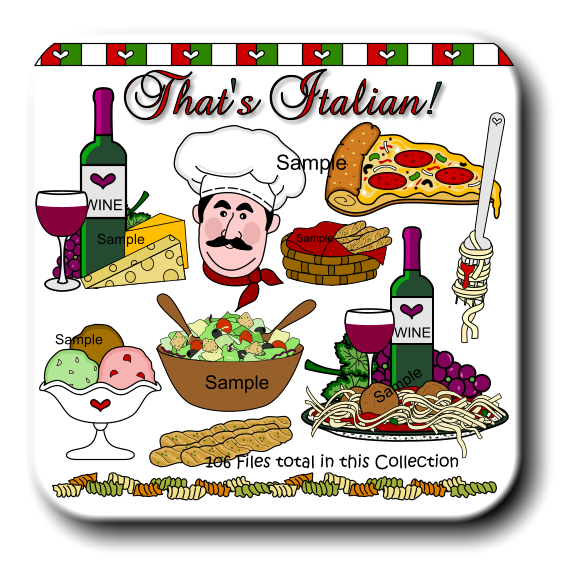 Italian Food Clipart Images Pictures Bec-Italian Food Clipart Images Pictures Becuo-13
