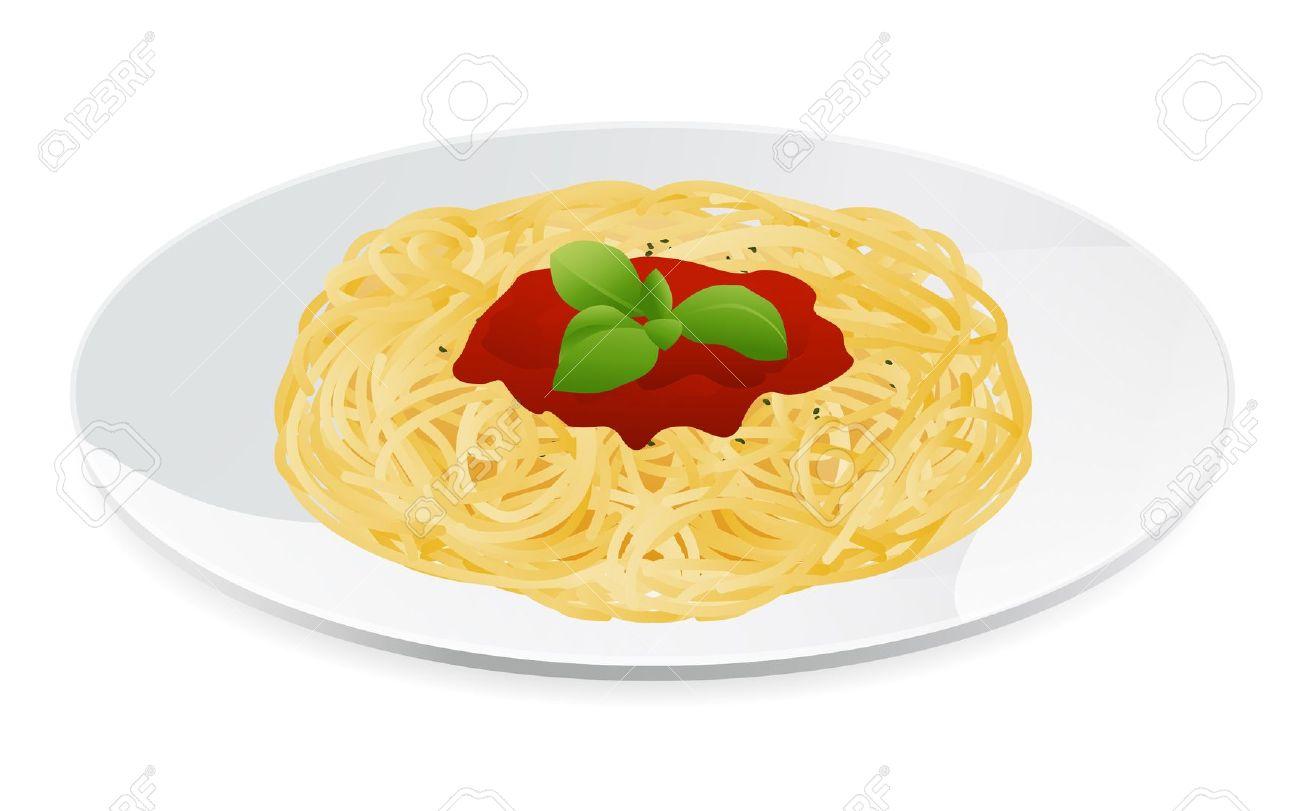 Italian Pasta Clipart Images