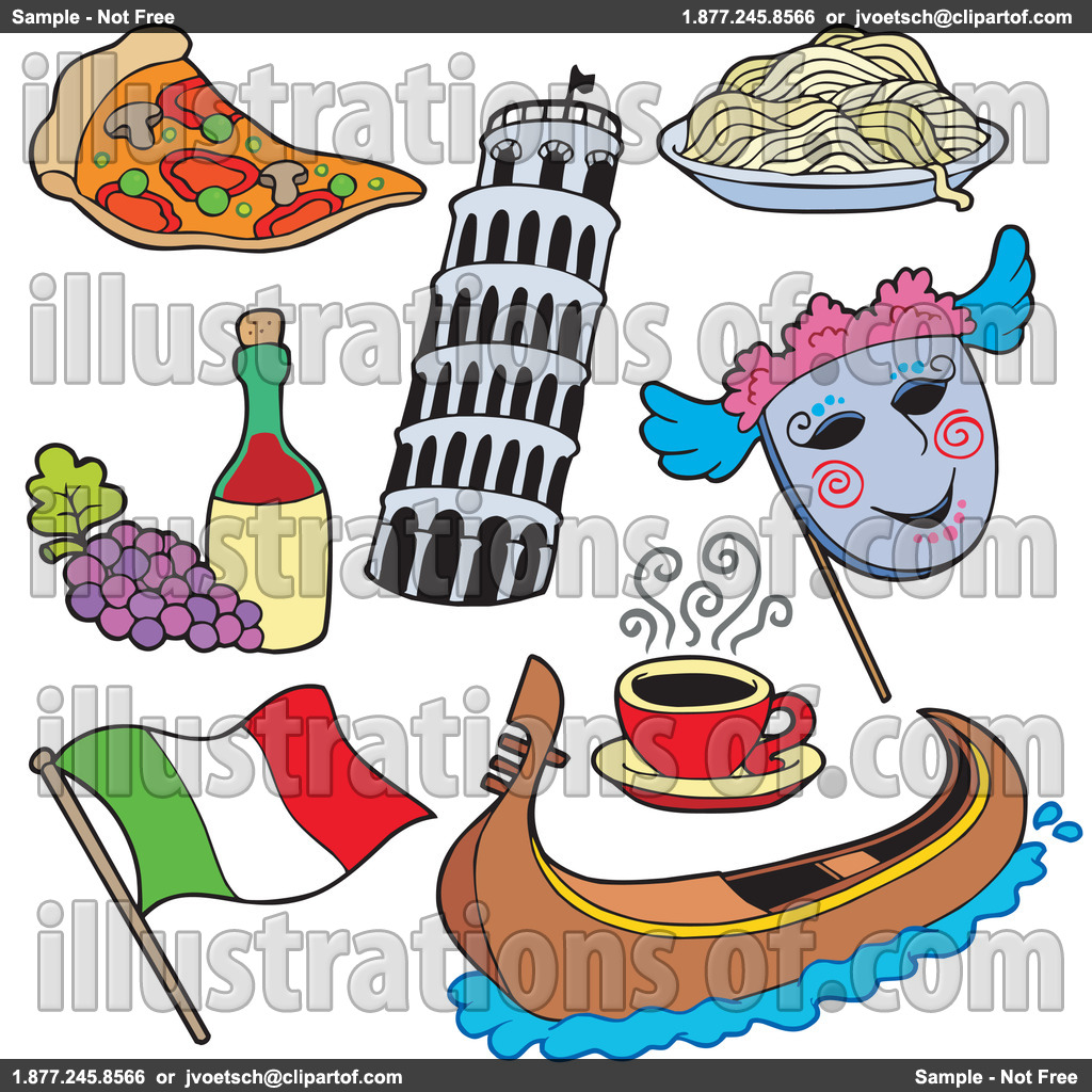 Italy Clip Art-Italy Clip Art-2