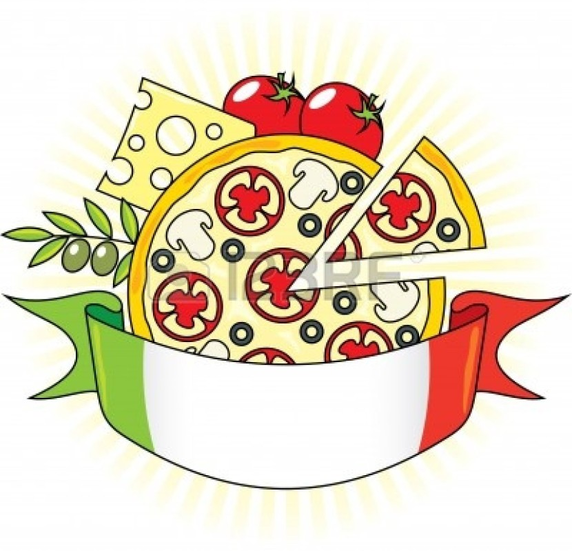 Italy Clip Art Pizza Crust Stock Vector -Italy Clip Art Pizza Crust Stock Vector Illustration And Royalty-8