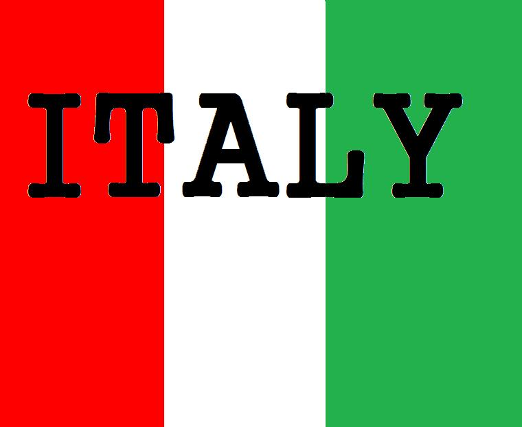 Italy Flags Pictures Clipart  - Italian Flag Clip Art