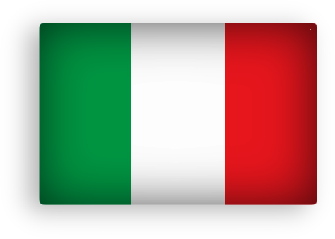 Itlay flag clipart rectangular. Italy Flag Clipart Rectangular