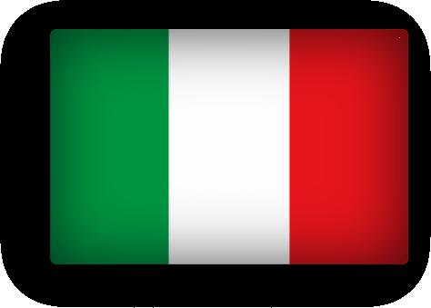 Itlay flag clipart rectangula - Italian Flag Clip Art