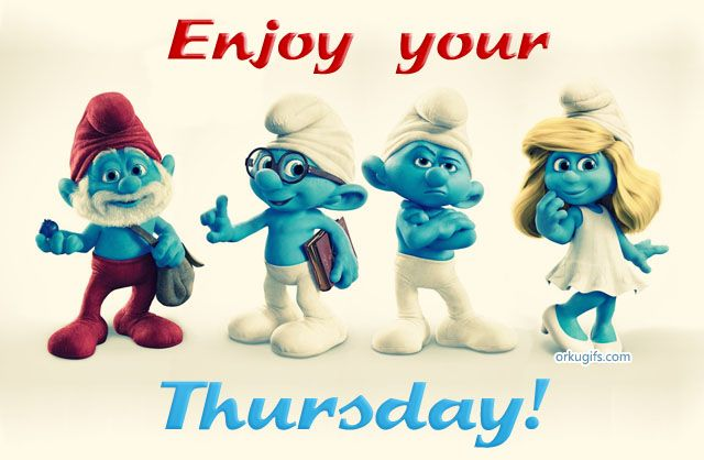Its Thursday Clip Art | Thursday Images Comments Graphics And Scraps For Facebook Orkut | Thursday | Pinterest | Facebook, Clip art and Graphics