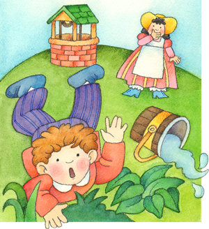 Jack And Jill Clipart. 1000  images about Nonsense on .