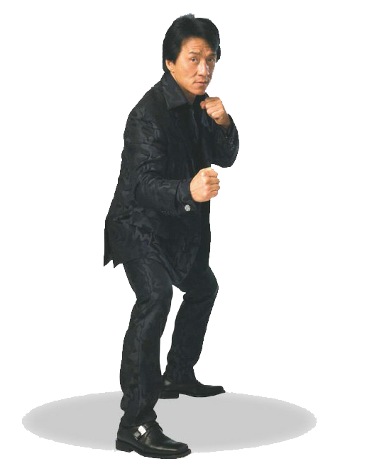 Download PNG image - Jackie Chan Clipart 314