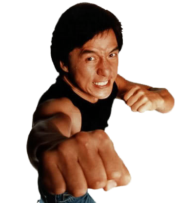 Jackie Chan File PNG Image