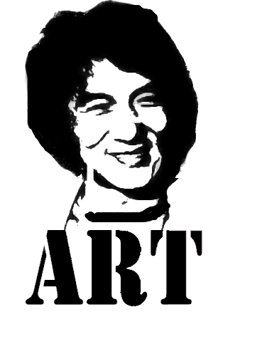stencil jackie chan by ARTpulse ClipartLook.com