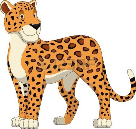 jaguar clipart #3 - Jaguar Clipart