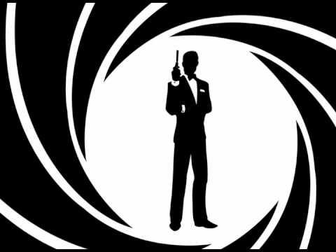 James Bond Clipart