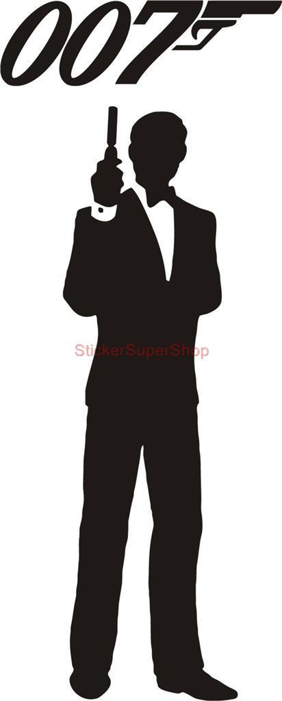 Bond Clipart: James-bond-silhouette-clip-Bond clipart: james-bond-silhouette-clip-art .-6