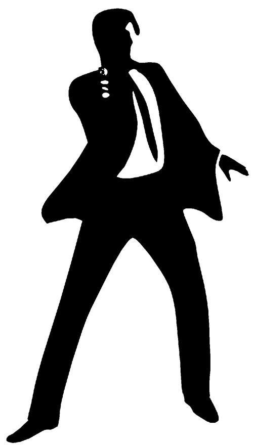 Jame Bond Silhouette.jpg-Jame bond silhouette.jpg-12