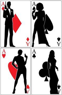 James Bond Party Decor-James Bond Party Decor-17