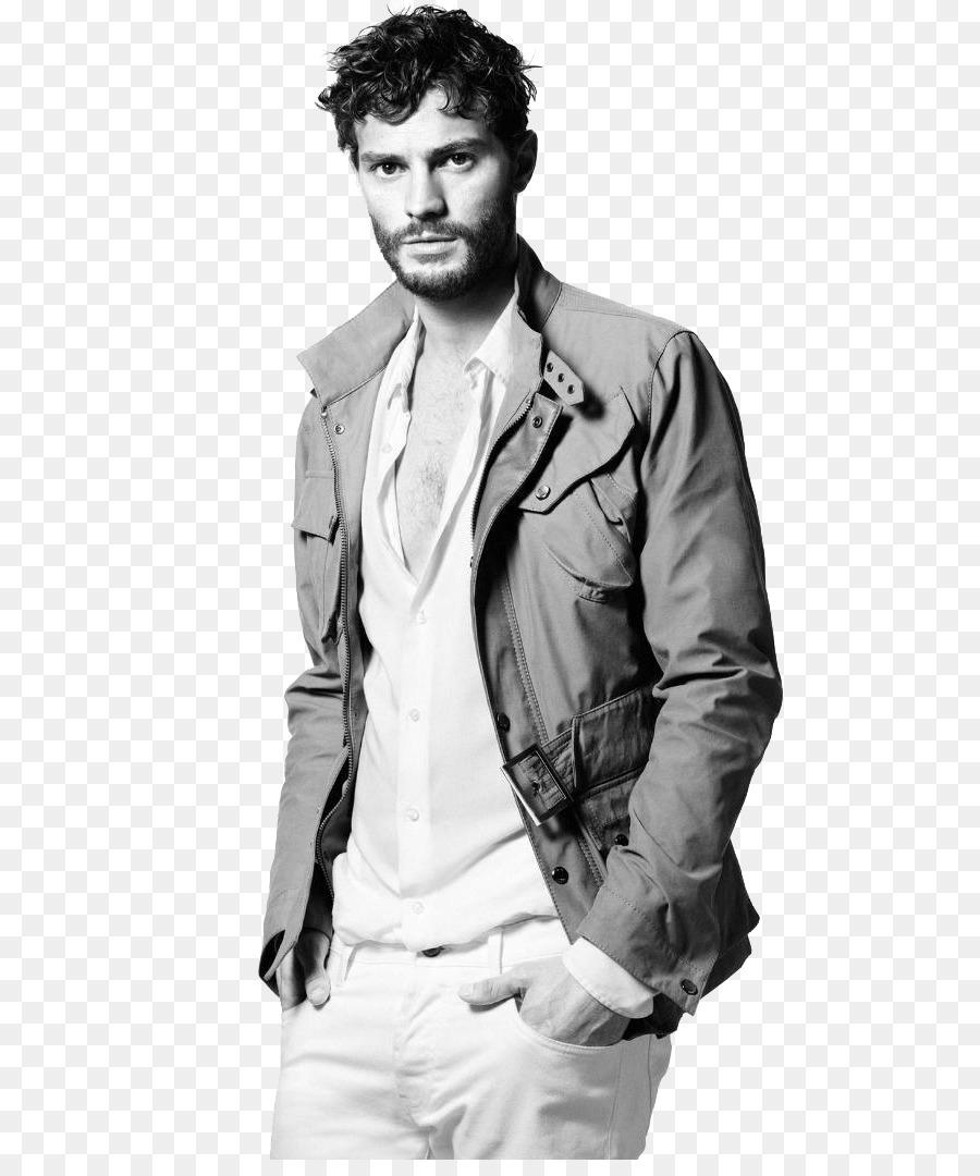 Jamie Dornan Christian Grey Zara Fifty Shades of Grey - Jamie Dornan PNG Pic