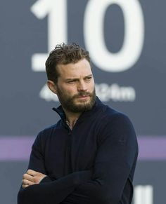 Jamie Dornan is sexy all of the damn time.