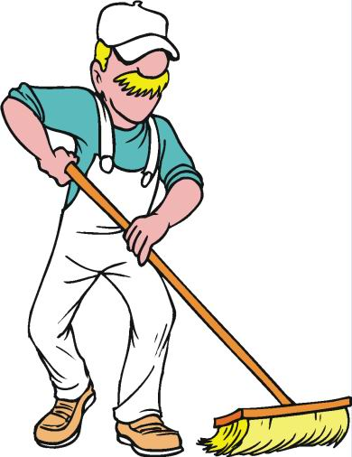 janitor clipart-janitor clipart-8