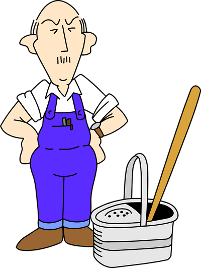Janitor Clip Art-Janitor Clip Art-5