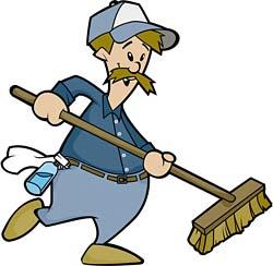Janitor cliparts. Clip Art ..