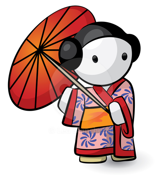 Japanese Clipart-Clipartlook.com-524