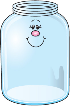 Guessing Jar Clipart #1