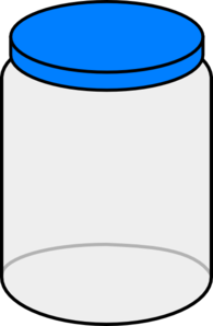 Plain Dream Jar Clip Art