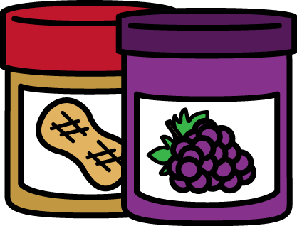 Jar of Peanut Butter and Jelly-Jar of Peanut Butter and Jelly-0