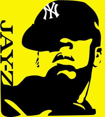 Jay-Z Stencil By SeanJJ ClipartLook.com -Jay-Z Stencil by SeanJJ ClipartLook.com -13