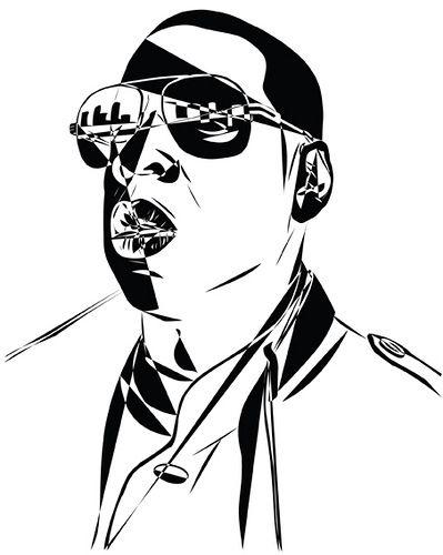 Vector Art - Jay-Z Web: Www.graffink.co.-Vector art - Jay-Z Web: www.graffink.co.uk Email-19