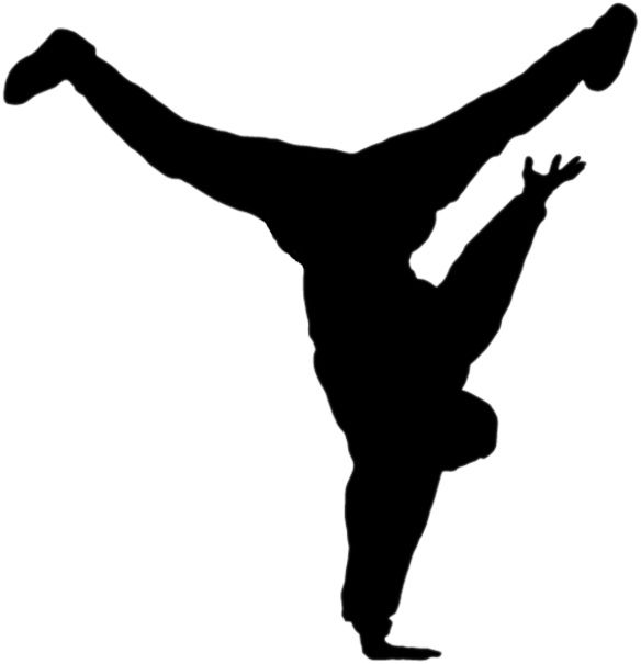 Jazz Dancer Clipart Silhouette-jazz dancer clipart silhouette-15