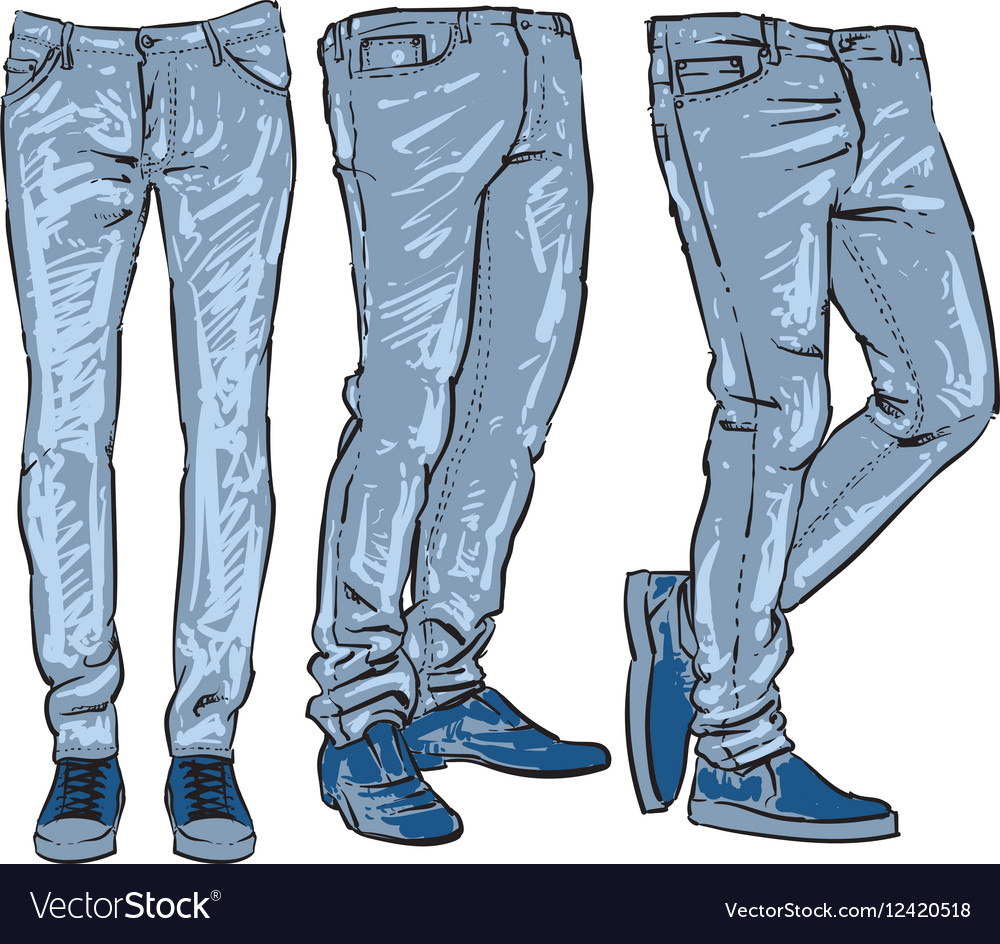 87 Jeans Clipart Clipartlook