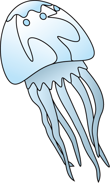 Jellyfish Clipart Free Clip Art Images-Jellyfish Clipart Free Clip Art Images-11