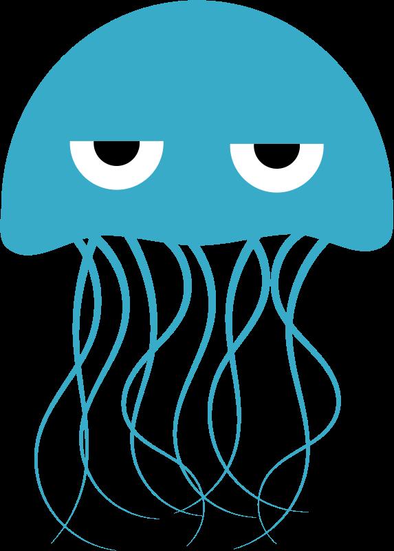 Jellyfish Clipart-Jellyfish Clipart-13